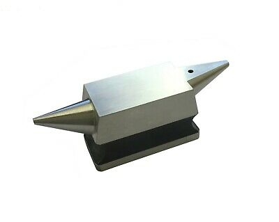 Solid Steel Small Bench Horn Anvil Jewellery Making Blacksmith Engineers. J1183