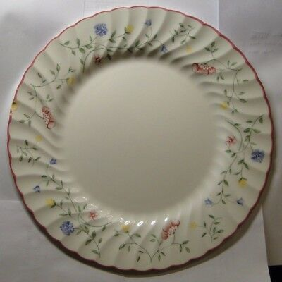 Johnson Brothers Summer Chintz Dinner Plate 10 1/2  2nd Quality & JOHNSON BROTHERS SUMMER CHINTZ DINNER PLATES x 2 - £5.00 | PicClick UK