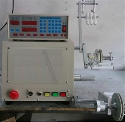New Cnc Automatic Coil Winding Machine Micro-Computer Controlled Winder