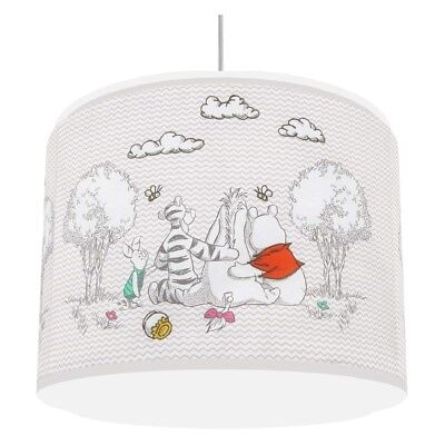 NEW WINNIE THE POOH NURSERY LIGHT SHADE KIDS ROOM matches duvet set  NEW