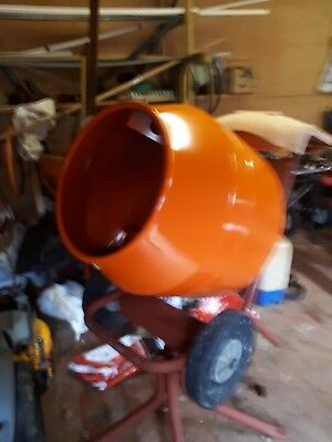 Belle Cement Mixer - new drum fitted