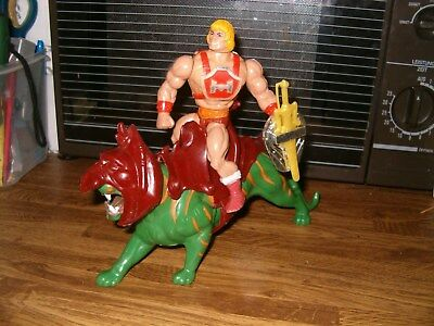 Mastes of the Universe / Thunder Punch He-Man & He-Man / 80er Jahre / Mattel