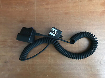 Genuine Nikon SC-29 TTL Off-Camera Shoe Cord with AF Assist - Coiled 3-9'