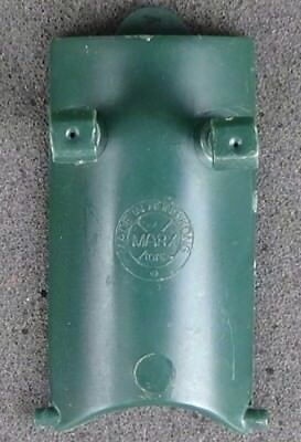 1968 1969 Hess Gasoline Tanker Truck Battery Cover Door Marx Toys Vintage Rare