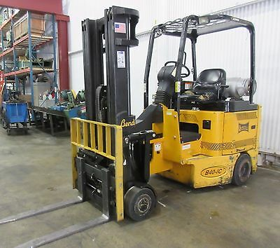 Landoll / Bendi 4000-Lb. Multi-Purpose Articulated Industrial Forklift - AM16901