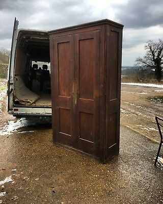 A large Victorian Sweet Shop Store Cupboard Antique Circa 1880