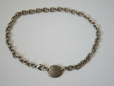 Metal Detecting Find ,,sterling Silver Necklace,,