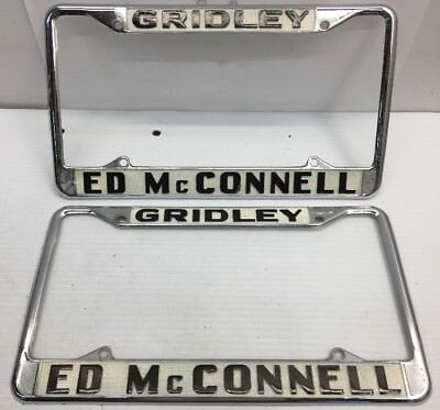 License Plate Frames, Automobilia, Transportation, Collectibles Page ...