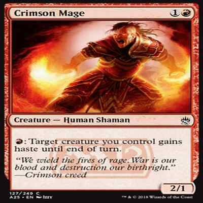 Complete Playsets 4x Magic the Gathering Common Masters 25 Cards MTG