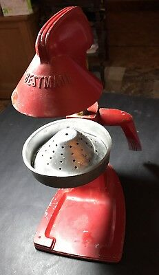Vintage Bestmade Juicer - Working
