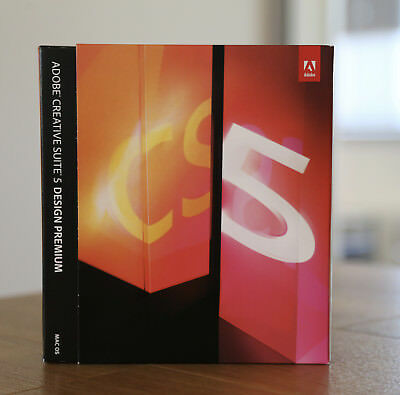 Adobe Creative Suite 5 Design Premium deutsch für MAC – Upgrade CS5 PN 65065743