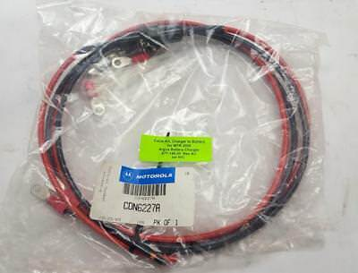 OEM Motorola CDN6227A Charger to Battery Cable Kit