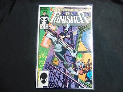 "The Punisher #1 Vf- 7.5 ""key Issue''!!!"