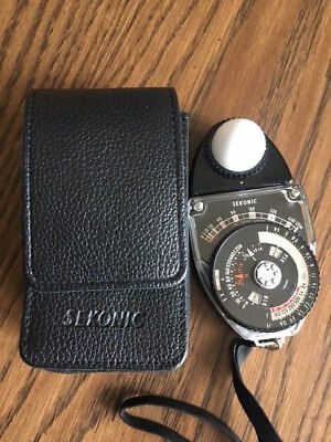 Sekonic L-398 Excellent - For Parts