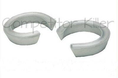 "Coil Spring Lift Spacers Chevy C20 GMC C25 2wd 1967-1986 2.5"" Front Level Kit"
