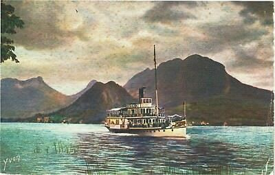 CPA -Carte postale- FRANCE-ANNECY - Son Lac ( iv 571)