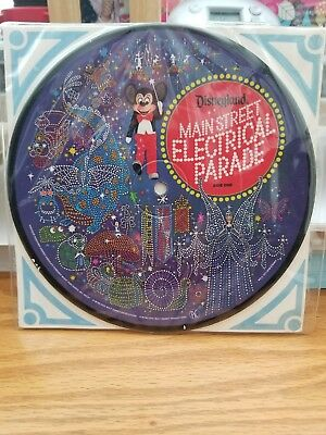"Disneyland 1977 ""main Street Electrical Parade"" 7"" Picture Disc Record:"