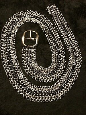 Chainmail Belt For Women Or Men