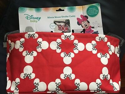 Mickey Mouse Stroller Caddy Bag
