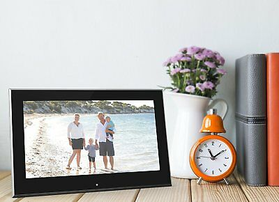 [NEW] Ever Frames 9 inch Hi-Res Digital Photo Picture Frame with 8 GB Memory