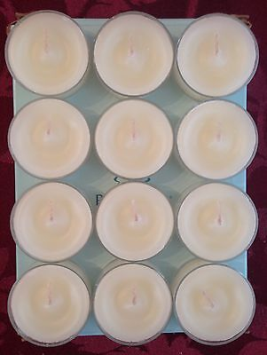 PartyLite HOLIDAY SPICES Tealight Candles V04439 New Christmas Holiday Retired