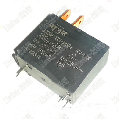 5pcs  new   Matsukawa Relay 302WP-1AH-C-M02 12VDC