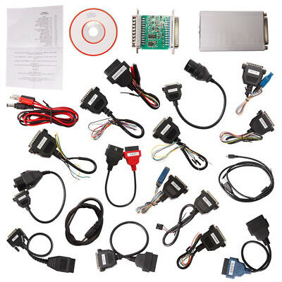 Car Full V10.93 OBD2 Kit OBD Diagnostic Tool 21 Adapter Airbag Dash IMMO MCU ECU