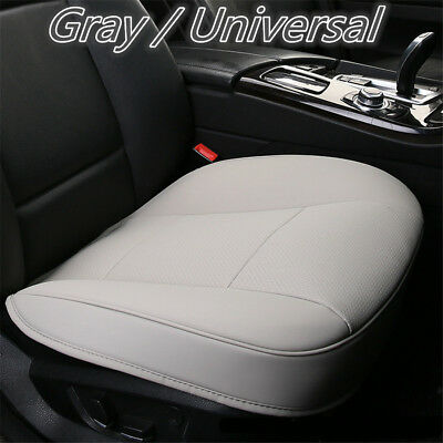 Gary PU Leather Deluxe Car Cover Seat Protector Cushion Front Cover Universal