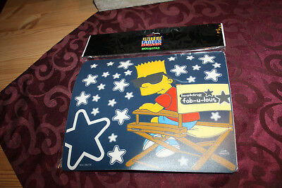 The Simpsons / Bart Simpsons Mousepad