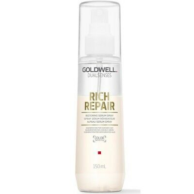 Goldwell Dualsenses Rich Repair Restoring Aufbau Serum Spray 150 ml