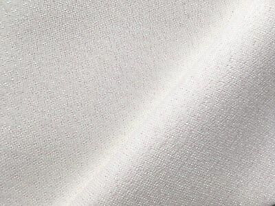 Snow / Pearl 28 count Brittney Lugana 50 x 138 cm even weave Zweigart fabric