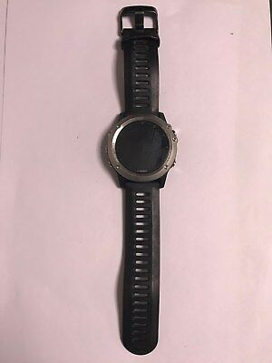 Garmin Fenix 3  Multi-Sport training GPS Watch Faulty