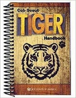 The Official BSA Cub Scout Tiger Handbook -Coil Bound FREE POSTAGE
