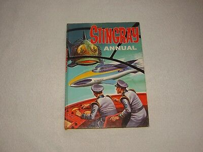 Stingray Vintage Childrens Annual 1965. Very Good Condition.