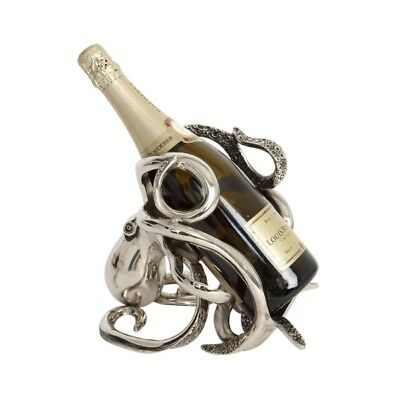 Octopus tentacles Wine Bottle Champagne Holder Culinary Concepts