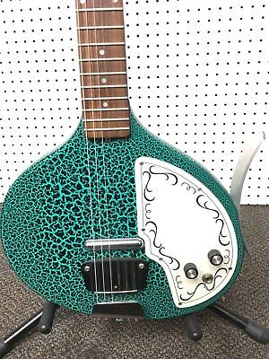 Jerry Jones - Danelectro Coral Baby Sitar