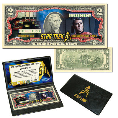 Star Trek Currency Collection - SCOTTY