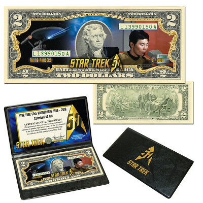 Star Trek Currency Collection - SULU