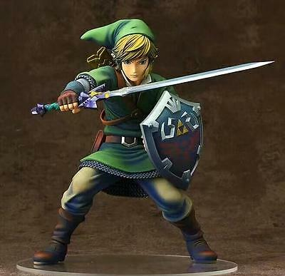 The Legend of Zelda Skyward Sword Link 1/7 PVC Figure Toy Gift