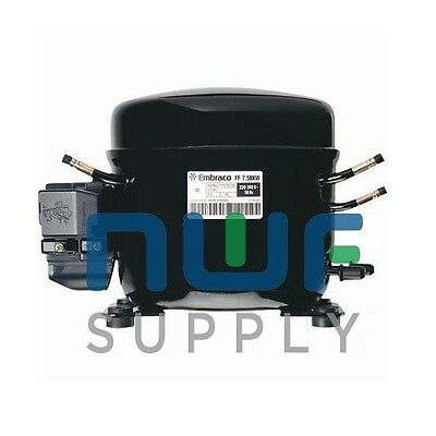 Whirlpool EGZS80HLP Replacement Refrigeration Compressor 1/4 HP R-134A 840 BTU