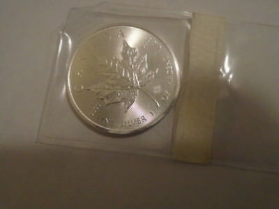 2015 Maple Leaf Coin 1 oz .999 silver