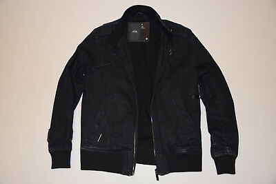 G-STAR RAW MENS blue jeans  MILITARY STYLE FIELD JACKET  size M