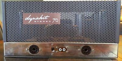 Dynaco - Dynakit Stereo 70 Tube Amplifier - Used and Working Condition - RS