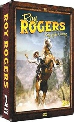 Roy Rogers: King Of The Cowboys DVD 2-Disc Set Tin Case BRAND NEW