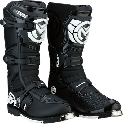 Moose Racing S18 M1.3 MX Boots SIZE 13 Black