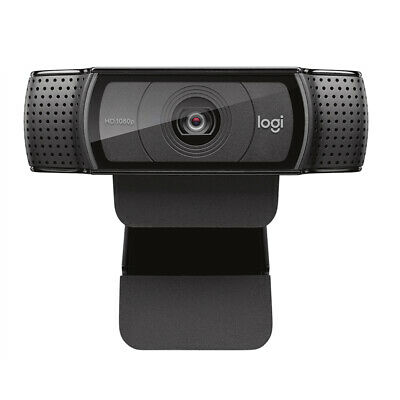 Logitech C920 PRO HD Webcam - high definition (Free Postage)