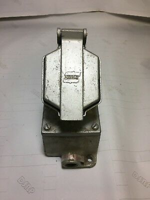 """Crouse Hinds CPS-152-201-M6 3/4"""" Receptacle"""