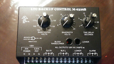 LTC Backup Control M-0329 B-C1 Beckwith Electric NEW