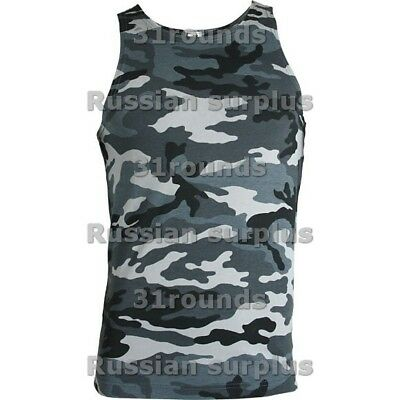 07415fb2 Russian army spetsnaz mens t-shirt #urban gorod# natural cotton military  camo