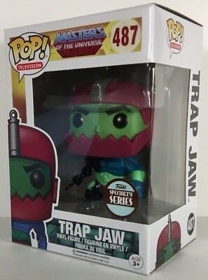 Funko Pop TRAP JAW 487 Specialty Series Exclusive